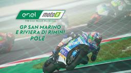 GP San Marino e Riviera di Rimini. Pole