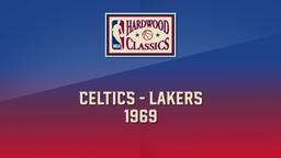 Celtics - Lakers 1969