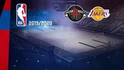 Houston - LA Lakers. West Conf Semis Gara 6
