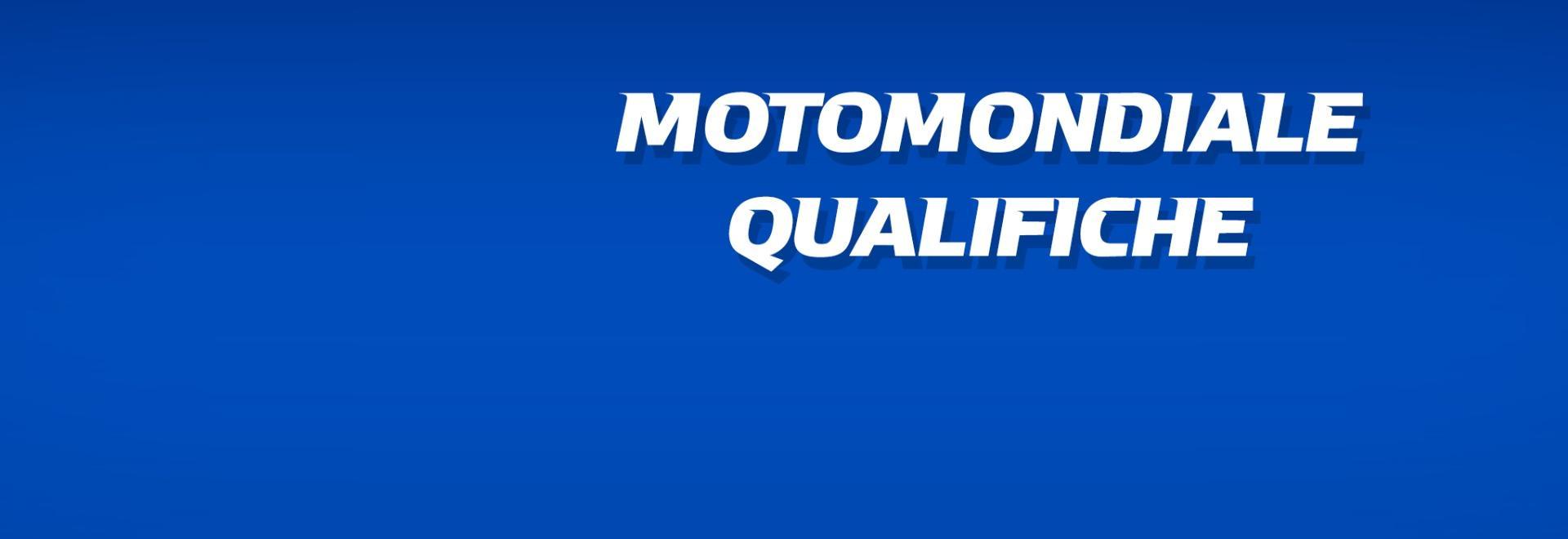 Motomondiale Qualifiche