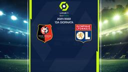 Rennes - Lione