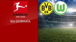 Borussia D. - Wolfsburg. 10a g.