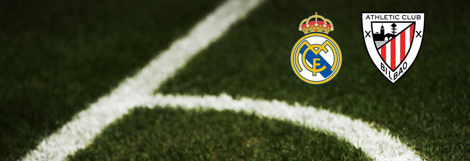 Real Madrid - Athletic Club. 19a g.