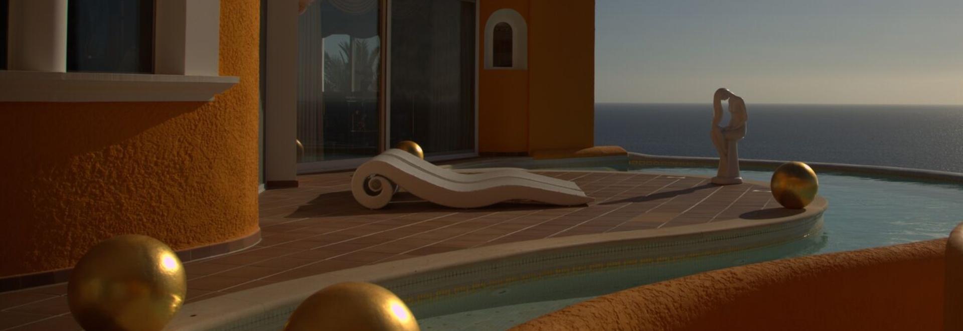 Case da sogno nel Mediterraneo