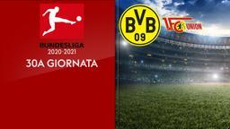 Borussia Dortmund - Union Berlino. 30a g.