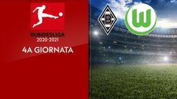 Borussia M. - Wolfsburg. 4a g.