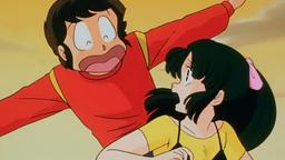 Il primo amore di Asuka