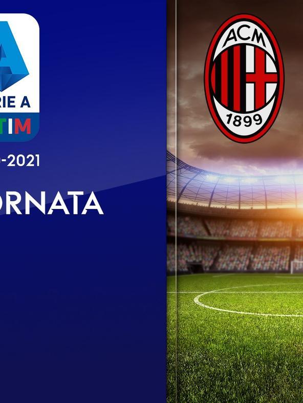 Milan - Roma  (diretta)