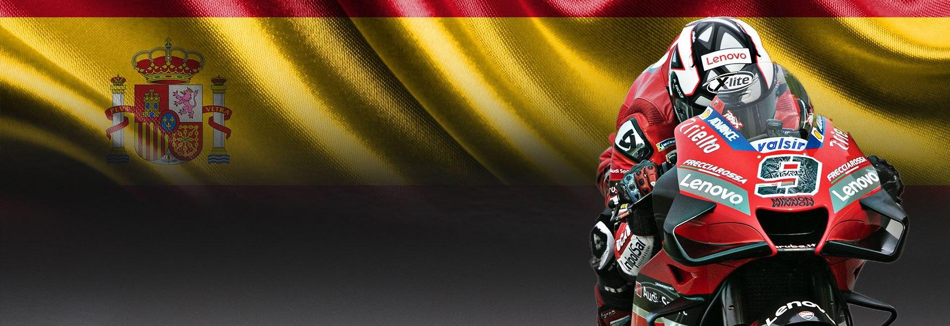 GP Spagna. PL4