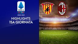 Benevento - Milan