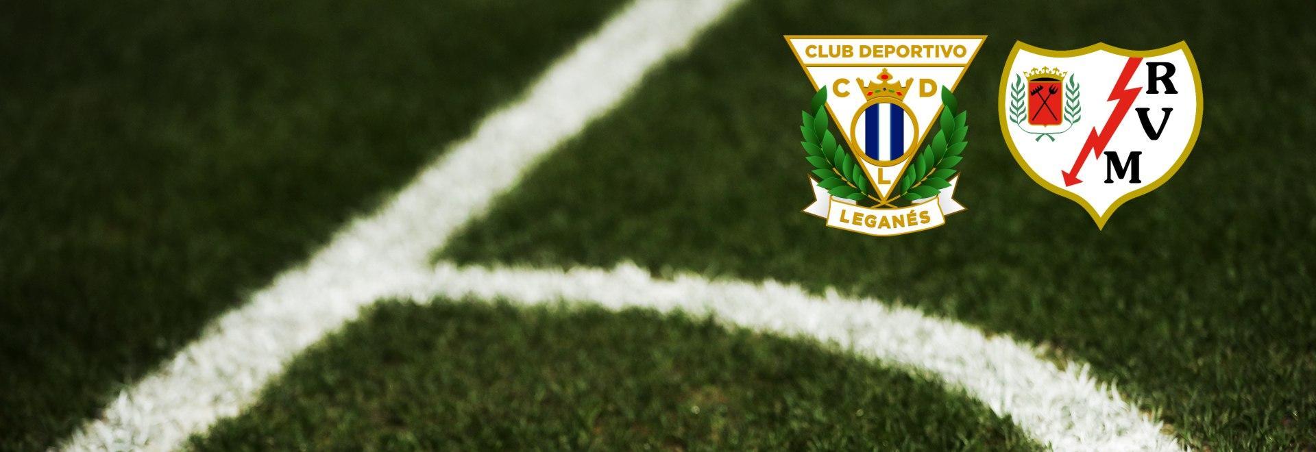 Leganes - Rayo Vallecano. Playoff 2a semifinale Ritorno