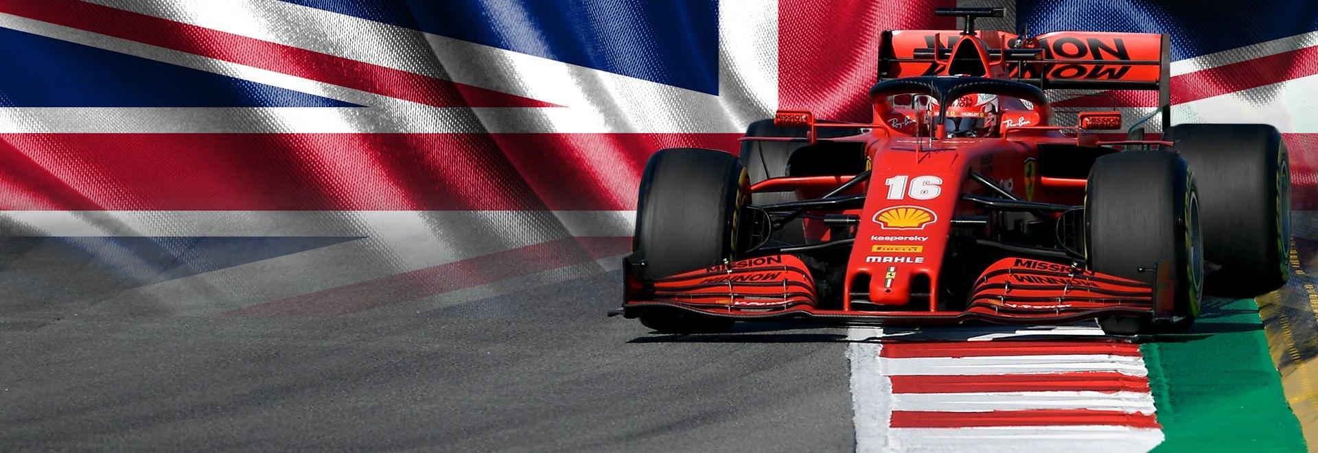 GP Gran Bretagna. PL1