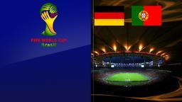 Germania - Portogallo. Gruppo G. 1a giornata