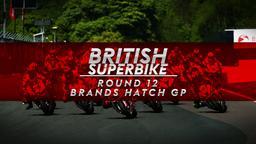 Brands Hatch. Round 12