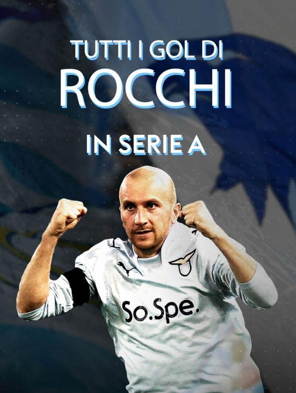 Tutti i gol di Rocchi in Serie A