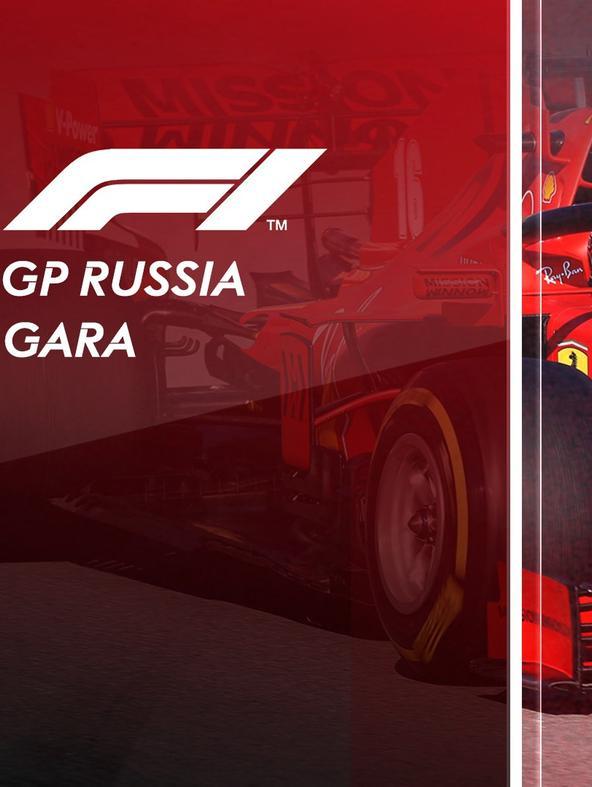 F1 Gara: GP Russia    (diretta)