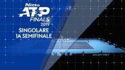 Singolare. 1a semifinale