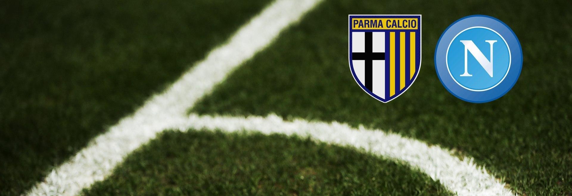 Parma - Napoli. 35a g.