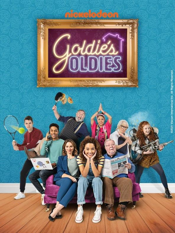 S1 Ep6 - Goldie's Oldies