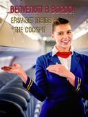 Benvenuti a bordo! - EasyJet inside the cockpit