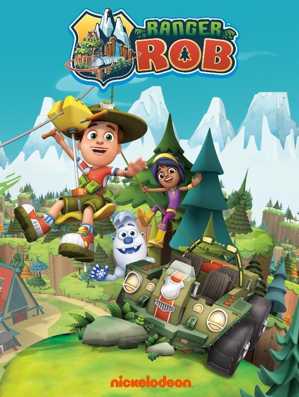 Ranger Rob e il ladro di fragole / Super Ranger Man