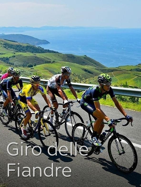 Ciclismo: Giro delle Fiandre