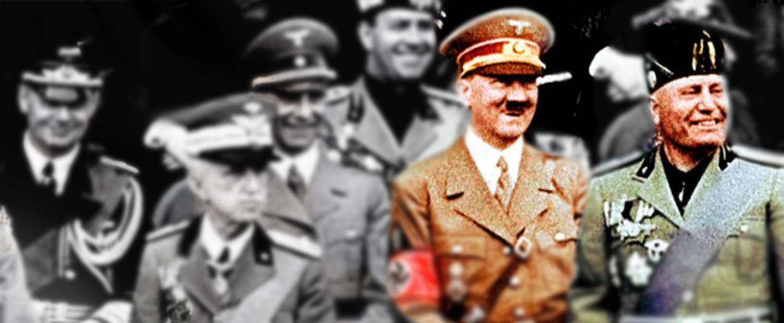L'amicizia fatale - Hitler e Mussolini