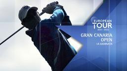 Gran Canaria Open. 1a g.