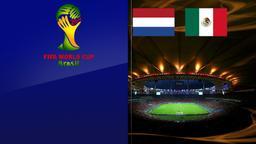 Olanda - Messico. Ottavi di finale