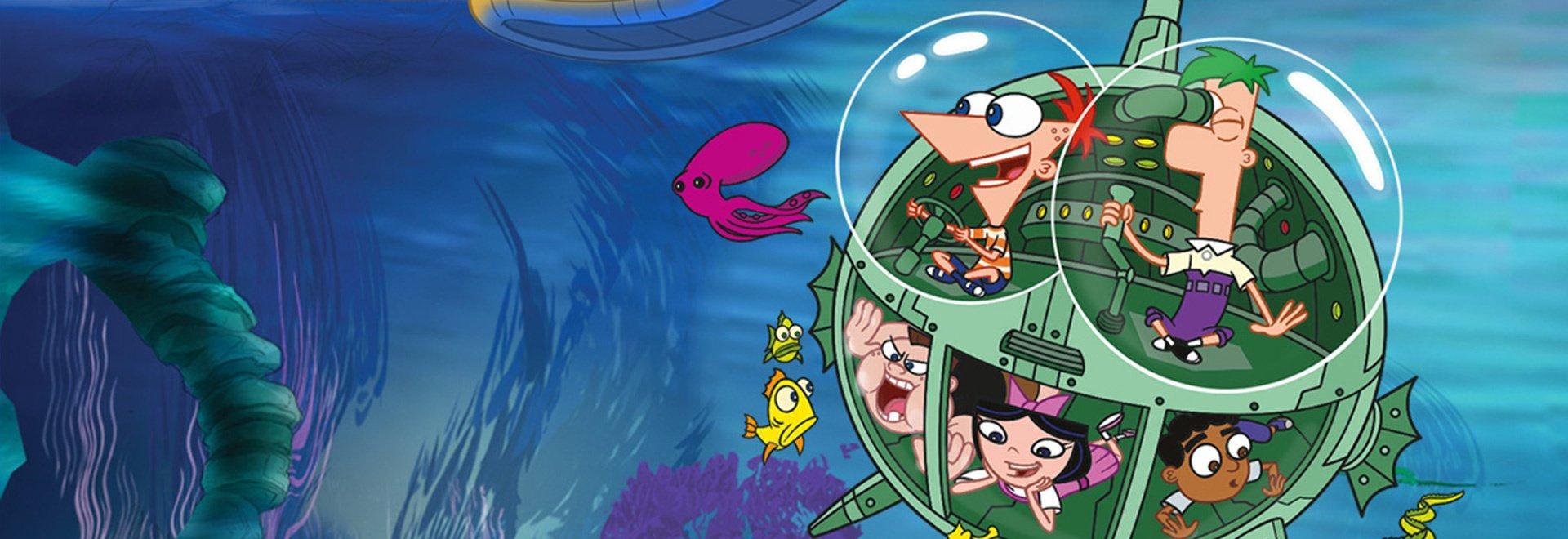 Phineas & Ferb: Salviamo l'estate. 1a parte