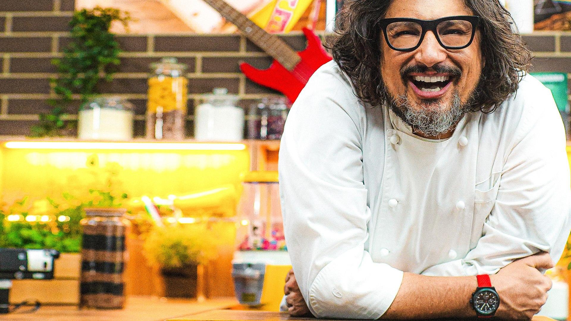 Sky Uno +1 HD Alessandro Borghese Kitchen Sound Menu'