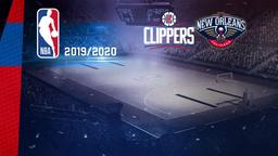 LA Clippers - New Orleans