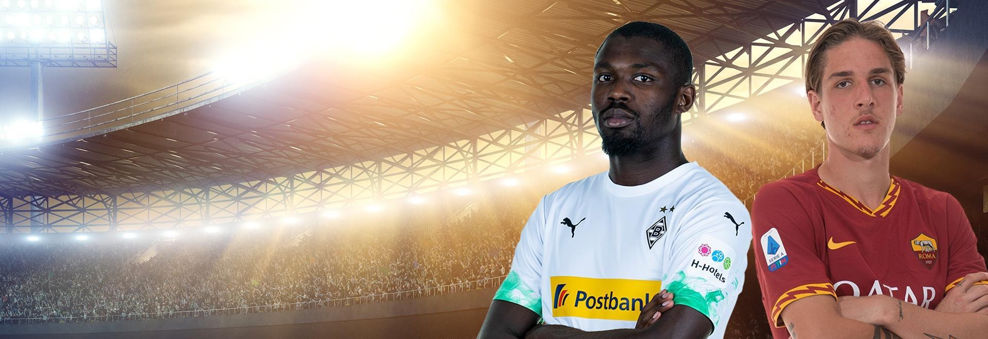 Borussia M. - Roma. 4a g.