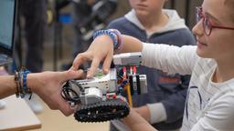 Ferriera - I robot in classe