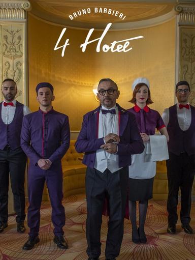 S2 Ep6 - Bruno Barbieri - 4 Hotel