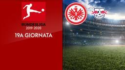 Eintracht F. - Lipsia. 19a g.