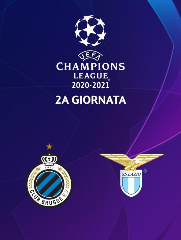 Club Brugge - Lazio