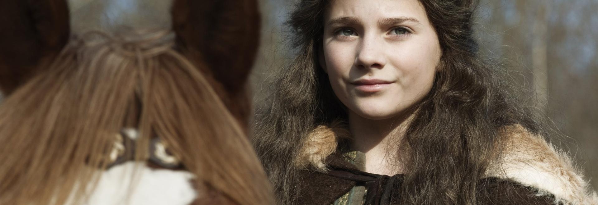 La figlia della sciamana