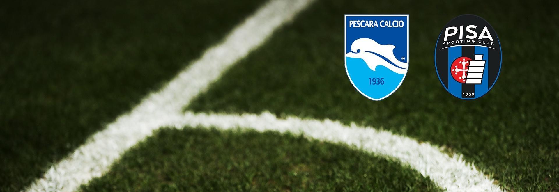 Pescara - Pisa. 11a g.
