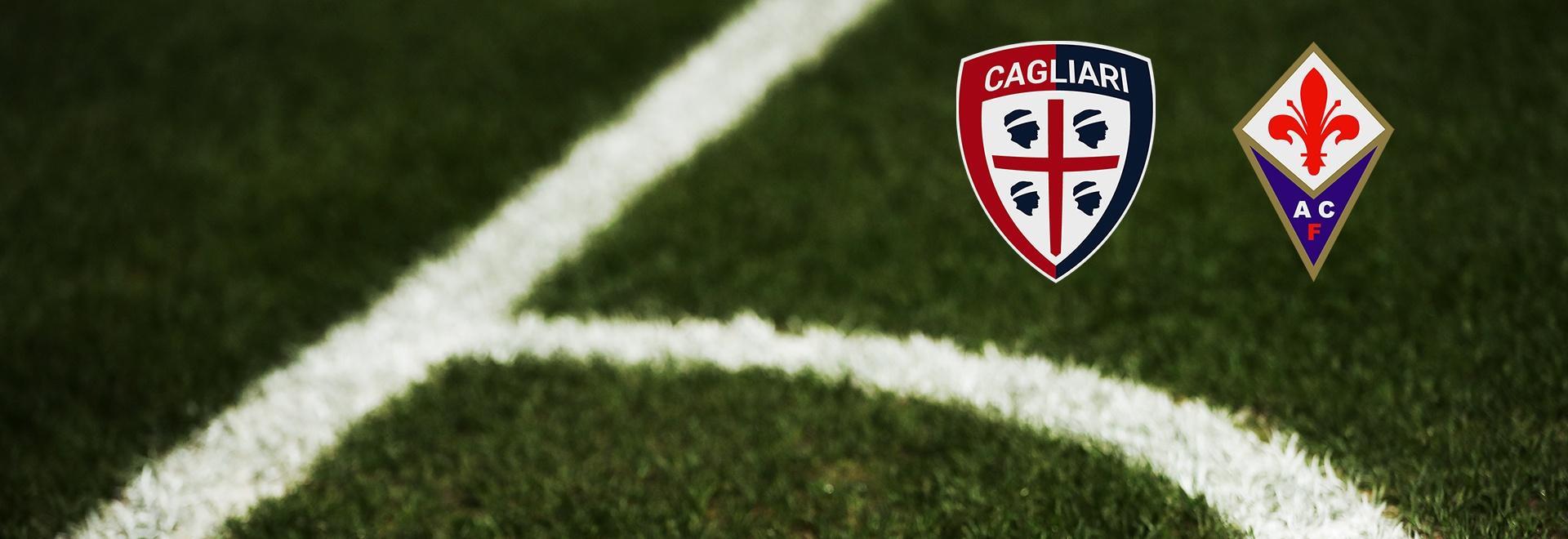 Cagliari - Fiorentina. 12a g.