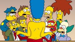 Marge al volante