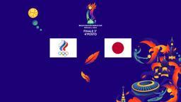 RFU - Giappone. Finale 3°- 4°posto