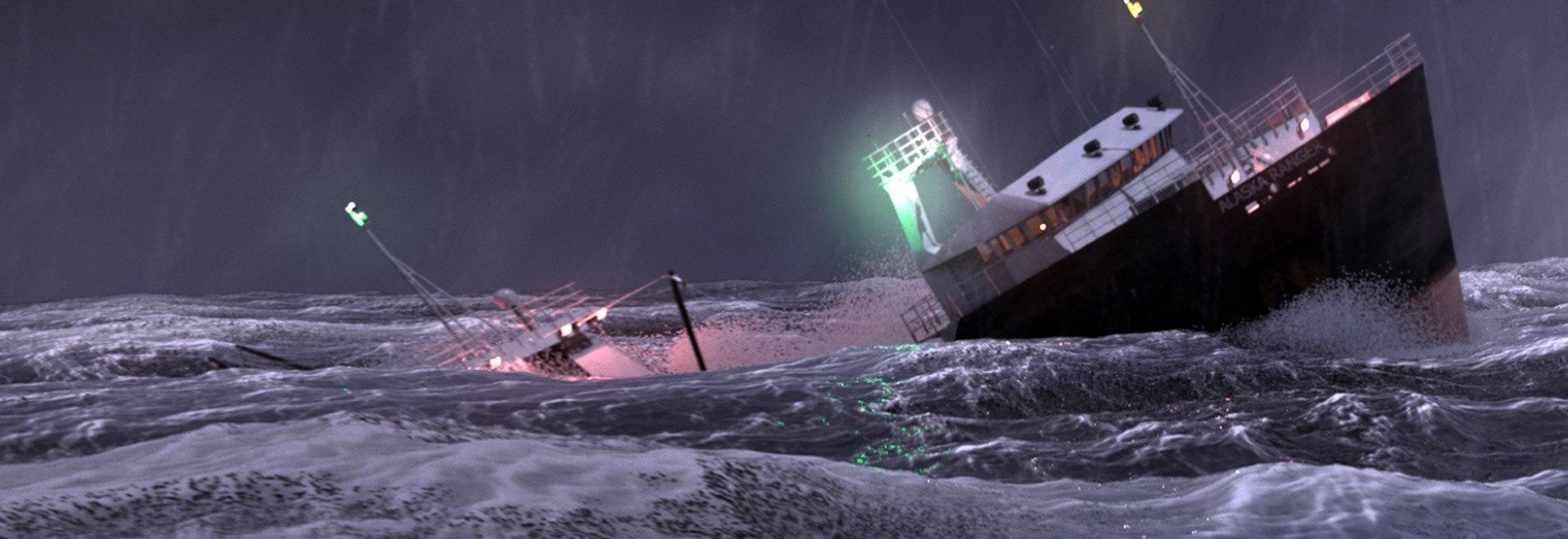 Indagini sotto i mari