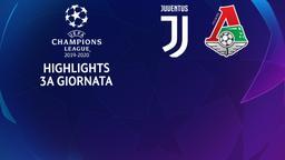 Juventus - Lokomotiv M.