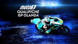 GP Olanda. Qualifiche