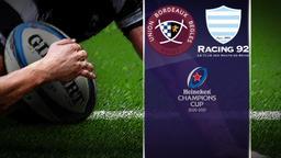 Bordeaux - Racing 92