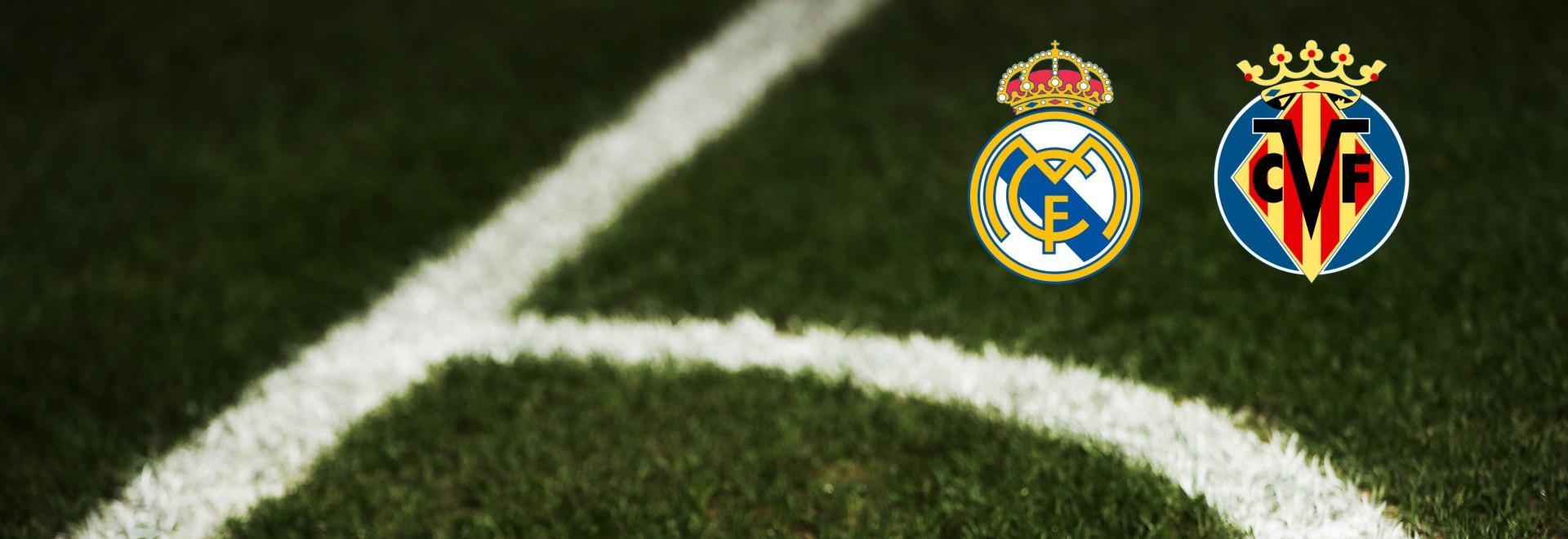 Real Madrid - Villarreal. 38a g.