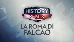 La Roma di Falcao