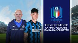 """Gigi Di Biagio: La """"mia"""" Giovane Italia da scudetto"""