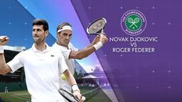Djokovic - Federer. Finale M